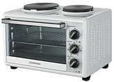 Cookworks Mini Oven with Hob - White