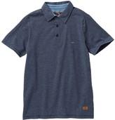 7 For All Mankind Slouchy Polo Shirt (Big Boys)