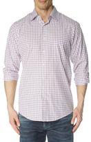 Van Heusen Men's Vanheusen Striped Long Sleeve Shirt
