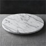 Crate & Barrel French Kitchen Marble Lazy Susan
