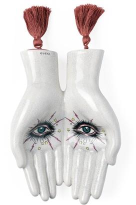 Gucci Star Eye hand-shaped trinket tray