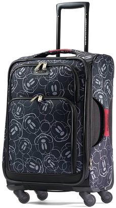 Samsonite Luggage - Mickey Mouse Face 21'' Spinner Carry-On