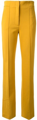 Dorothee Schumacher High Rise Side Slit Trousers