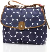 Babymel BabymelTM Satchel in Navy Dot