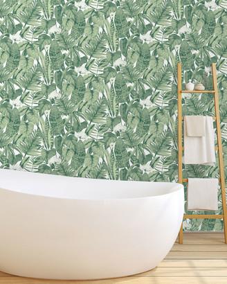 Tempaper Tropical Removable Wallpaper