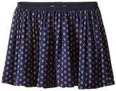 Polo Ralph Lauren Cotton Blend Flounce Skirt (Toddler)