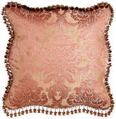 Sweet Dreams Rue de L'amour European Scalloped Damask Sham
