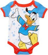 Children's Apparel Network Blue Donald Duck Bodysuit - Infant