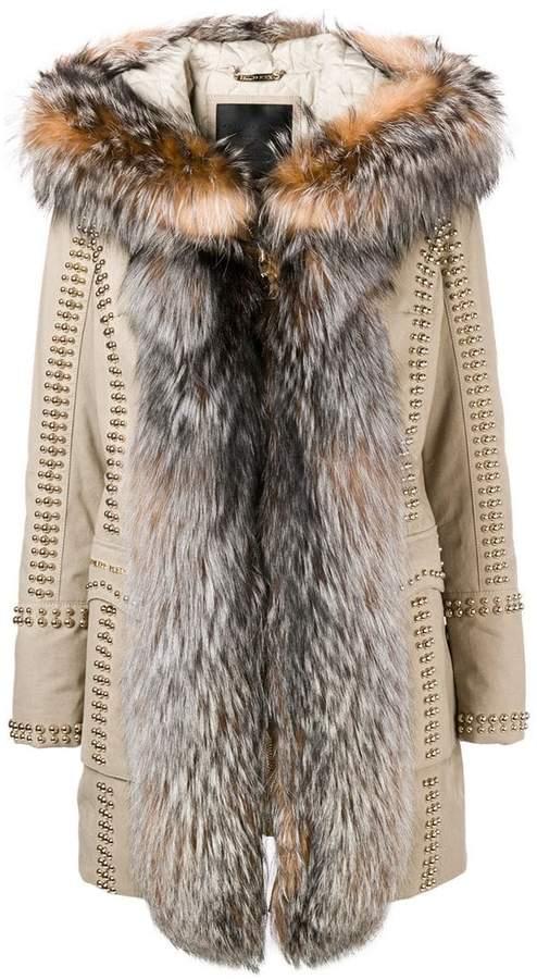 Philipp Plein Amazing Fur coat