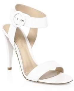 Gianvito Rossi Ankle Strap Stiletto Sandals