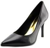 Lauren Ralph Lauren Sarina Pointed Toe Leather Heels.