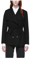 Mackage Women's Brea Wool Belted Coat