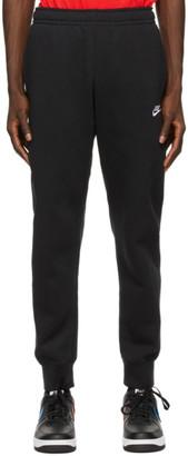 Nike Black Club Sportswear Lounge Pants