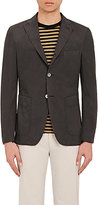 Officine Generale MEN'S COTTON THREE-BUTTON SPORTCOAT