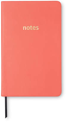 Whistles Nappa Leather Notebook