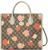 Thumbnail for your product : Gucci Les Pommes small tote