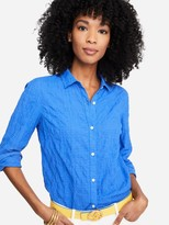 J.Mclaughlin Lois Shirt in Small Gingham