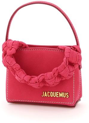 Jacquemus Le Petit Sac Noeud Bag