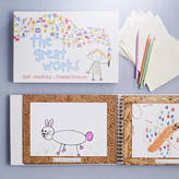 The Great FromLucy Children's Artwork Holder Book