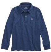 Vineyard Vines Toddler Boy's Pima Cotton Jersey Polo