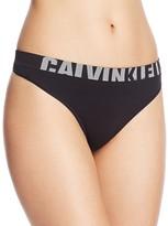 Calvin Klein Seamless Logo Thong #QF1568