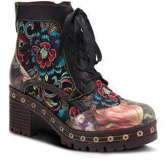Spring Step L'Artiste by Leather Boots - Litldani