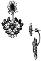 Givenchy Women's Phoenix Drop Back Earrings