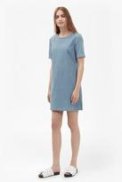 Dina Denim T-shirt Dress