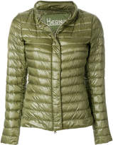 Herno high neck down jacket