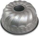 P.M.E. Carbon Steel Non-Stick Fancy Ring Pan 8.6 x 4-Inch Deep