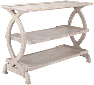 OKA Soufriere Table - Natural