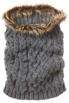 Athleta Faux Fur Knit Scarf by Vincent Pradier®