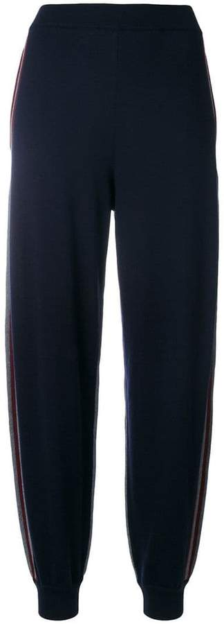 Stella McCartney two tone track pants