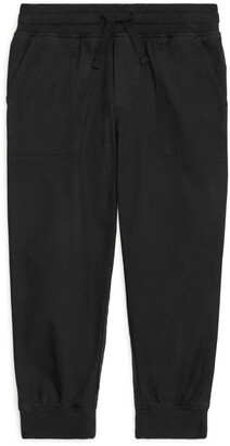 Arket Twill Pull-On Trousers
