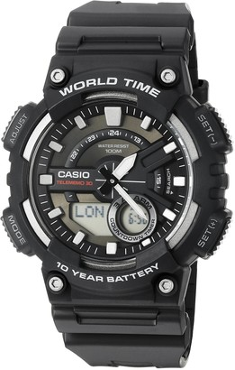 Casio Men's Sports Quartz Watch with Resin Strap