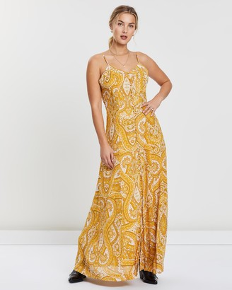 Ministry Of Style Marigold Strap Dress