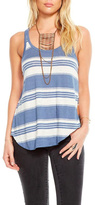 Chaser Striped Tank Top