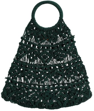 Zimmermann Macrame Shopper