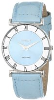 Jowissa Women's J2.014.M Roma Pastell Stainless Steel Watch with Leather Strap