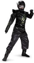 Deluxe ninja costume - kids