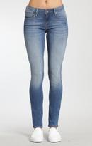 Mavi Jeans Adriana Super Skinny In Mid Used Tribeca