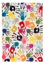 nuLoom Kinderloom Hand Printed Rug