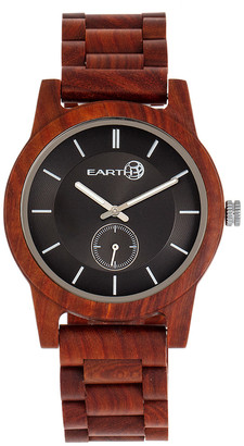 Earth Wood Unisex Blue Ridge Watch