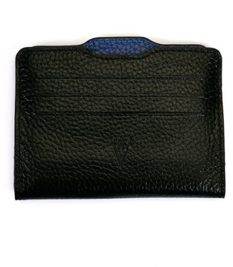 Atelier Hiva Double Card Holder Black & Parliament