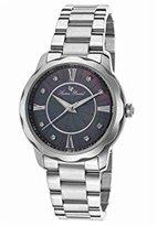 Lucien Piccard Women's 'Balarina' Quartz Stainless Steel Casual Watch (Model: LP-40000-11MOP)