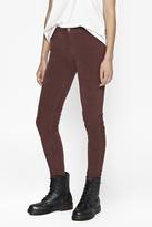 Hendrix Velvet Skinny Jeans