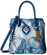Anuschka 551 Medium Expandable Convertible Tote Handbags