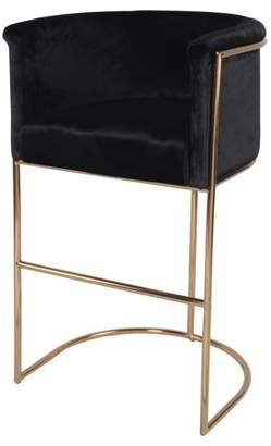 New Pacific Direct Colm Glam Bar Stool, Multiple Colors