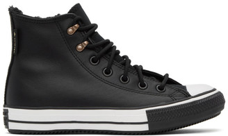 Converse Black All Star Winter Gore-Tex High Sneakers