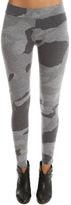 Monrow Granite Oversized Camo Legging